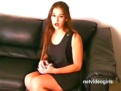 netvideogirls - Violet Kalender Audition