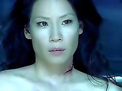 Lucy Liu From Rise Blood Hunter