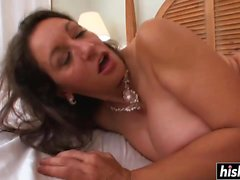 Persia Monir got seduced by a fellow