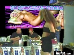 Huge gangbang with Devon Michaels and other bombshells