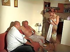 2 Old Men Fucked Young Girl