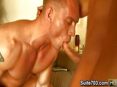 Giovanni Magnum ed Rod Daily 69 ei scopata