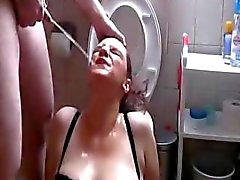 SLUS amateur de Pissed On - 30