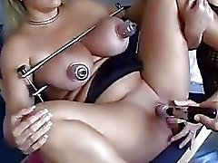 Extreme Dildo Lesbot 4 You Kinky Bitch