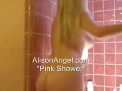 Alison Angel Pink Shower