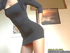 Cute teen in webcam - Episode 176