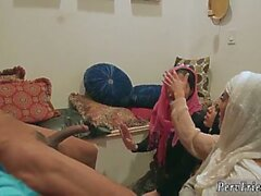 invites her playfellow and hardcore bathroom orgy hot arab dolls try foursome
