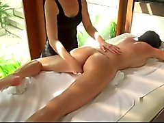 massagem Orgasm