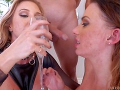Private Phantasies of Samantha Saint [ALL BLOWJOBS & CUMSHOTS]