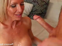 Cum on MILFs Compilation 6