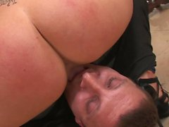 Jenna Presley likes to get rammed