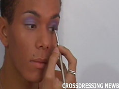 gay crossdresser latino onani
