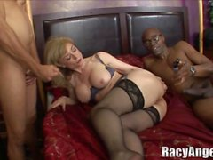 Interracial anal Mommys Alana Evans, Flower Tucci, Nina Hartley, Anjanette Astoria