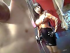 femdom asian whipping