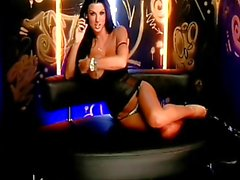 UK babe Alice Goodwin - TV sex chat and fantasy cumshots!