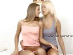 Lesbische passie