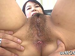 hairy tight pussy gets fingered video
