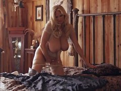 KELLY MADISON Solo Anal Play i Land Lace