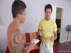 Brody Wilde & a mp_ Dante Escobar Fuck and Suck