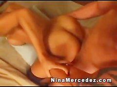 Nina Mercedez The Latin Doll