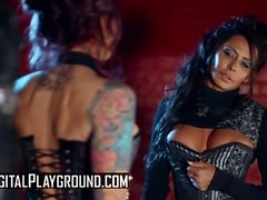 A monique de Alexander el Madison Ivy de Danny D de -
