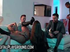 Digitala Playground - Bridgette B Seth Risk