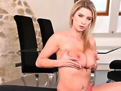 Katerina Hartlova _-_Czech Babe's Solo Satisfaction