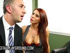 Digital Playground - Madison Ivy, Keiran Lee